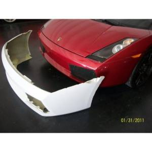 Gallardo Gallardo Spyder Exotic Euro Parts Ferrari