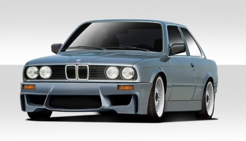 1984 1991 fits bmw 3 series e30 1m look body kit 4. Black Bedroom Furniture Sets. Home Design Ideas