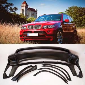 BODYKIT front spoiler rear spoiler wheel arches