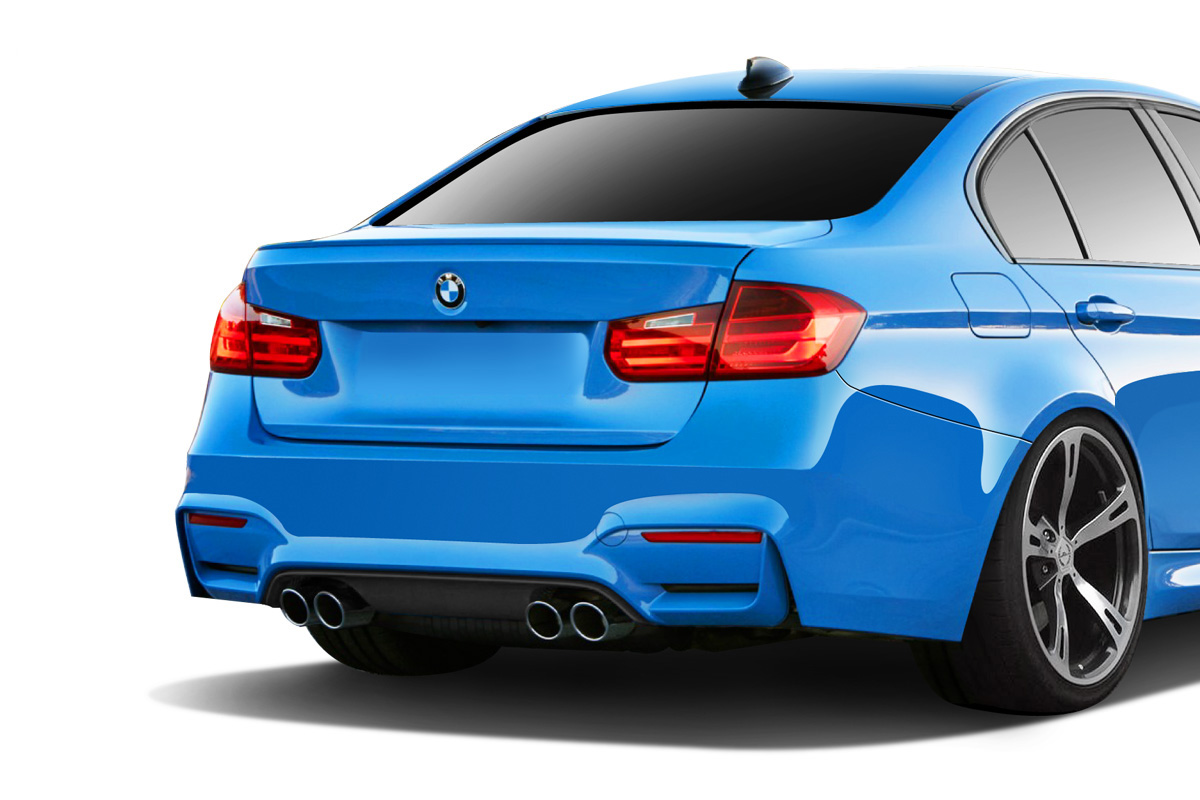 2012 2017 fits bmw 3 series f30 couture urethane m3 look front bumper 1 piece exotic euro. Black Bedroom Furniture Sets. Home Design Ideas