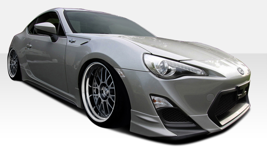 2013 2016 fits scion fr s duraflex td3000 body kit 4. Black Bedroom Furniture Sets. Home Design Ideas