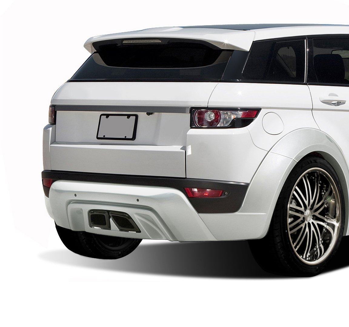 2012 2015 fits land rover range rover evoque af 1 exhaust metal 1 piece exotic euro. Black Bedroom Furniture Sets. Home Design Ideas