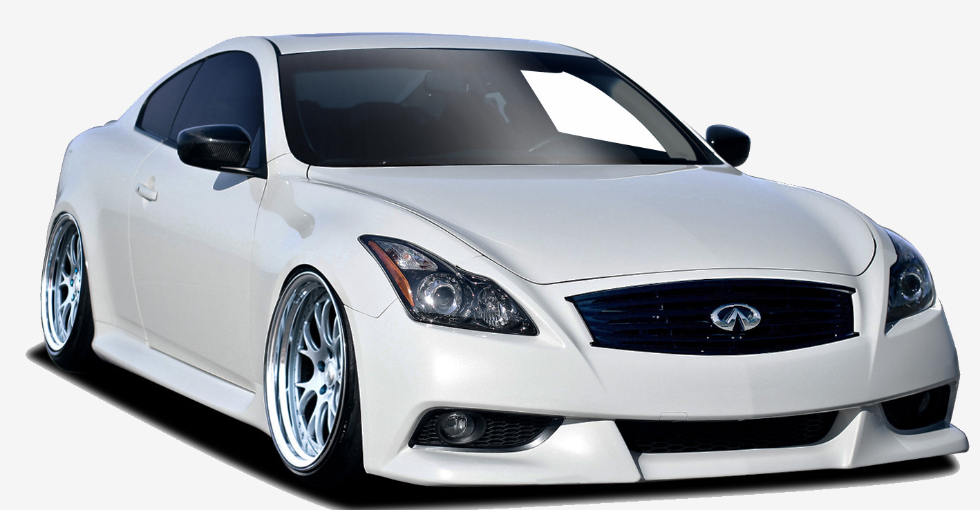 2008 2015 Infiniti G Coupe G37 Q60 Duraflex Ipl Look Body