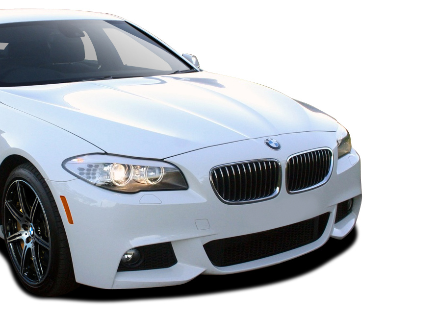 2011 2016 fits bmw 5 series f10 vaero m sport look front bumper cover without pdc without. Black Bedroom Furniture Sets. Home Design Ideas