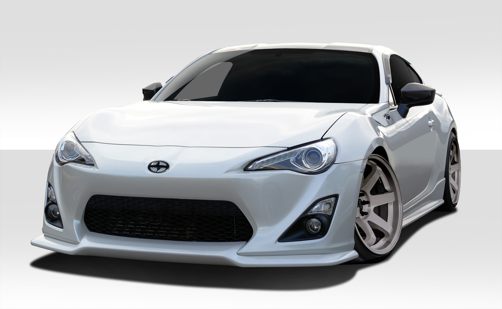 2013 2016 fits scion fr s duraflex v speed body kit 5. Black Bedroom Furniture Sets. Home Design Ideas