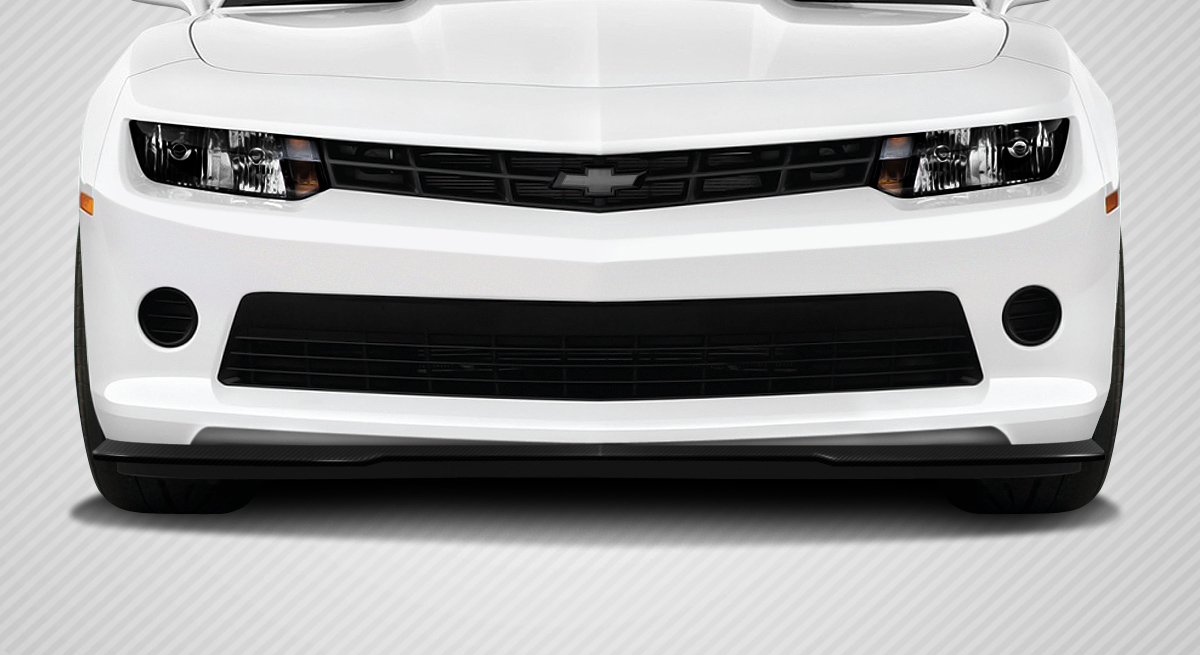 2014-2015 Chevrolet Camaro V6 Carbon Creations GM-X Front Lip Under Air Dam  Spoiler - 1 Piece