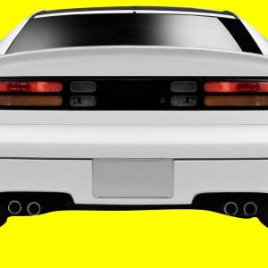 FIT 1990-1996 300ZX Duraflex Competition Rear Wing Spoiler - 1 Piece Body Kit