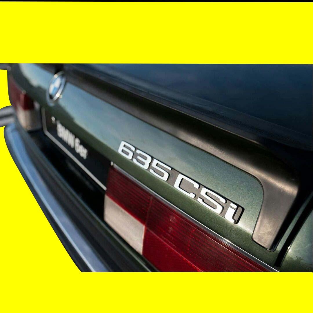 Fits Bmw E24 Spoiler Rear Exotic Euro Parts Ferrari
