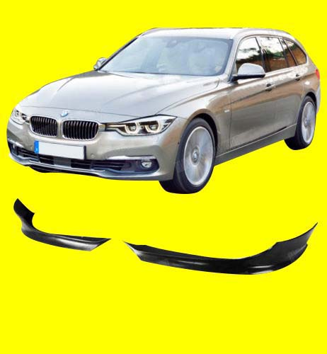 16+ UNPAINTED BMW F30 LCI BASE MODEL FRONT SPLITTER SPOILER