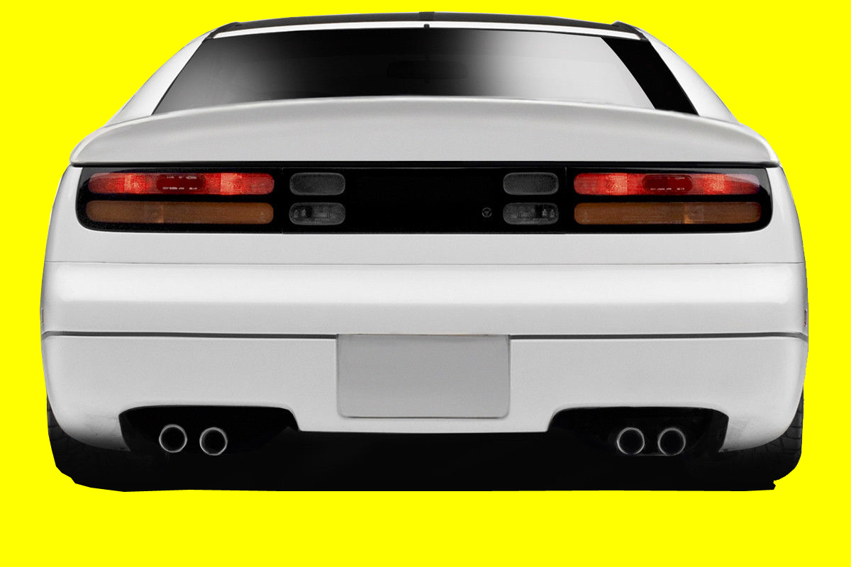 Fit 1990 1996 300zx Competition Rear Wing Spoiler 1 Piece Body Kit