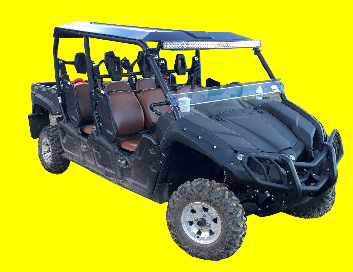 Fits yamaha viking 6 seater fiberglass sun top roof for Yamaha viking 3 seater