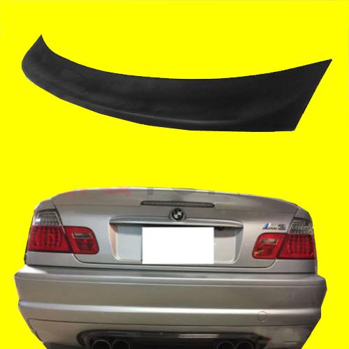 For Bmw E46 Cabrio Convertible Csl Spoiler Wing Ebay