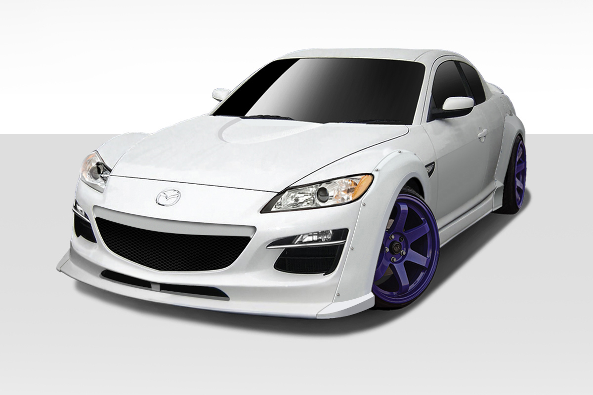 2009-2011 Mazda RX-8 Duraflex Orion Body Kit - 6 Piece