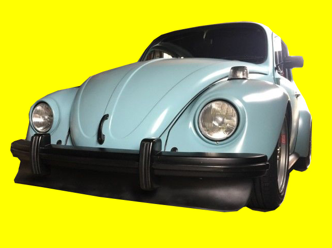 VW BUG SUPER BEETLE FRONT LIP KAMEI STYLE 68 TRU 73 FIBERGLASS USA MADE – Exotic Euro Parts ...